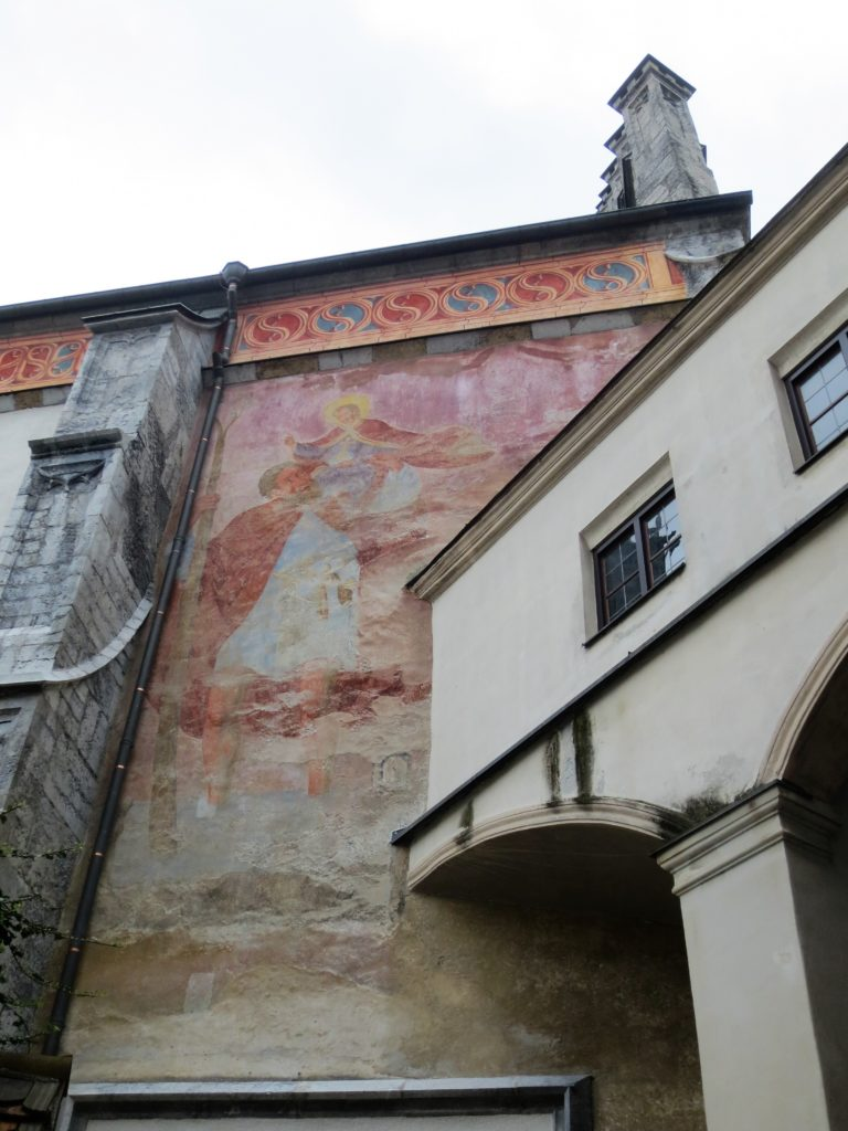 Kunstwerke im Schwazer Stadtpark